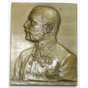 Tautenhayn Plakette, FZM Erzherzog Friedrich