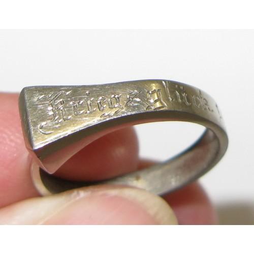 Patriotischer Ring , Kriegsglück 1914