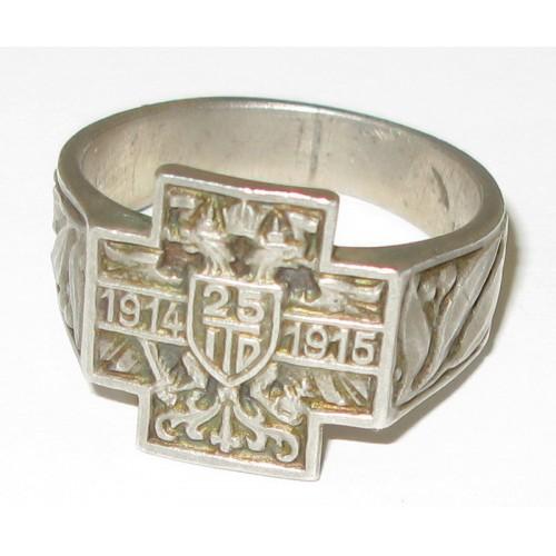 Patriotischer Ring , 25. Infanterie Division 1914 - 1915