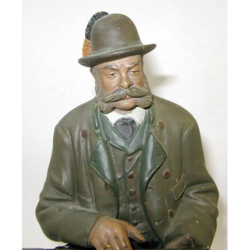 Tabakdose mit Darstellung von Kaiser Franz Joseph I. von Österreich