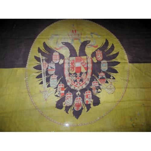 Kaiserlich Österreichische Balkonfahne
