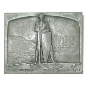K. u. K. Kappenabzeichen, IR.98 1917