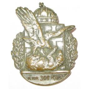 K. u. K. Kappenabzeichen, 309.HIR