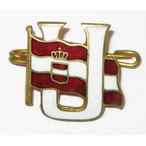 K. u. K. Kriegsmarine, U-Boot-Spendenabzeichen des Österr. Flottenvereins