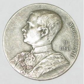 Kaiser Franz Josef I. Jubiläumsmedaille  1848-1898