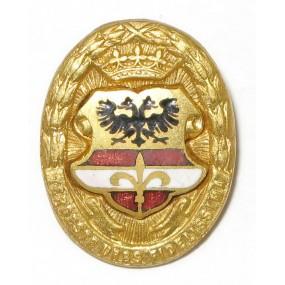 K.u.K. Patriotisches Abzeichen, TRIEST, TERGESTE URBS FIDELISSIMA