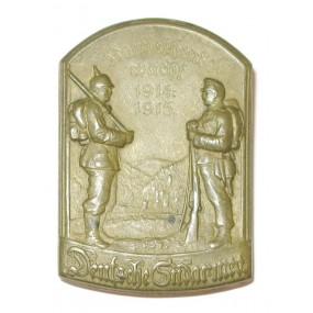 K. u. K. Kappenabzeichen, Deutsche Südarmee-Karpathenwacht 1914-1915