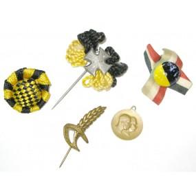 1. Weltkrieg k.u.k. Monarchie, 5 Patriotische Abzeichen