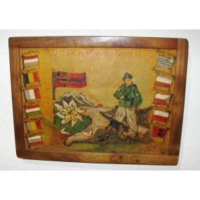 WWII Mit dem Gebirgs-Pionier-Bataillon 85 durch Europa