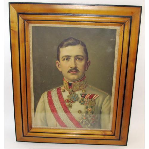 Kaiser Karl I. von Österreich und Kaiserin Zita