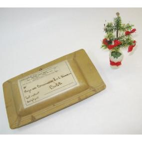 Kriegsweihnachten, Weihnachtsbaum per Feldpost