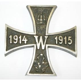 Eisernes Kreuz 1914 - 1915