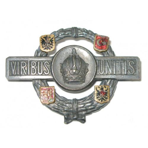 k. u. k. Patriotisches Abzeichen, Wappen der Verbündeten Österreichs