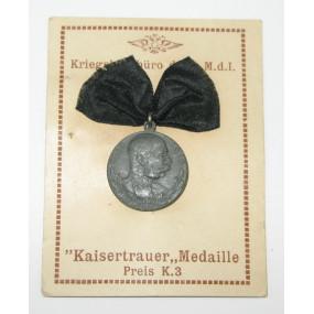 Kaisertrauer - Medaille