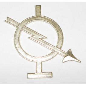 k. u. k. Kappenabzeichen, MG-Abteilung