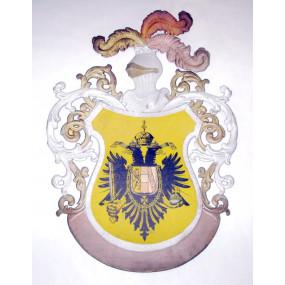 Österreichisches Kaiserreich, Patriotisches Wappen