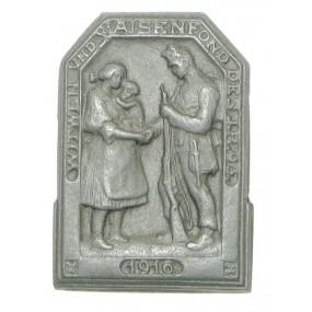 k. u. k. Kappenabzeichen, Witwen- und Waisenfond des I.R. 95