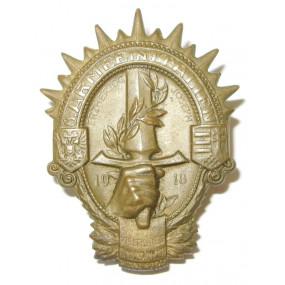 k. u. k. Kappenabzeichen, 6. ARMEE in ITALIEN-ERZHERZOG JOSEPH 1918