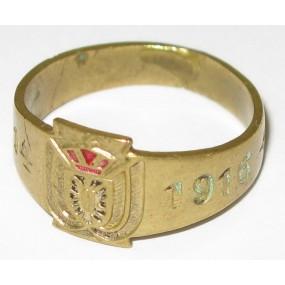 k. u. k. Patriotischer Doppeladler Ring 1914 - 1916