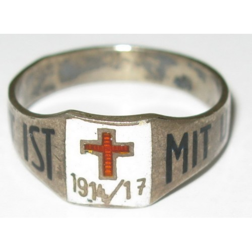 k. u. k. Patriotischer Ring, GOTT IST MIT UNS!1914/17