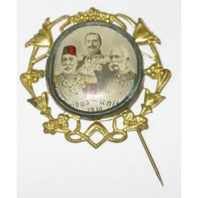 k. u. k. Patriotisches Abzeichen,  Viribus Unitis 1914