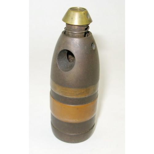1. Weltkrieg Zigarrenschneider in Form einer Granate