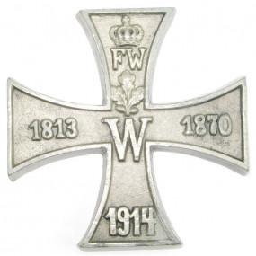 Eisernes Kreuz 1813 - 1870 - 1914
