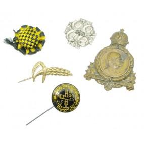 k.u.k. Monarchie, 5 patriotische Abzeichen