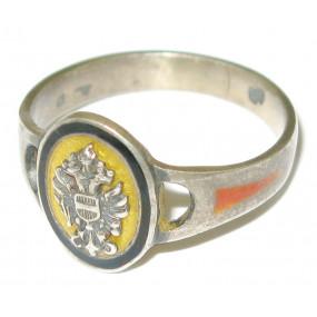 k. u. k. Patriotischer Doppeladler Ring 1914 - 1917