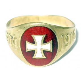 k. u. k. Patriotischer Ring, Weißes Kreuz 1914 - 1916