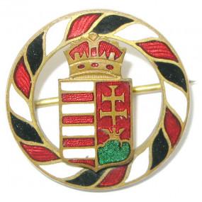 k. u. k. Patriotisches Abzeichen, Ungarisches Wappen