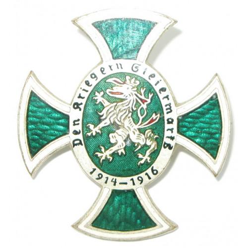k.u.k. Patriotisches Abzeichen, Den Kriegern Steiermarks 1914 - 1916