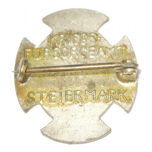 k.u.k. Patriotisches Abzeichen, Den Kriegern Steiermarks 1914 - 1915