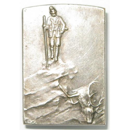 Kaiser Franz Josef I. Enthüllung Kaiser Standbild Bad Ischl 1910
