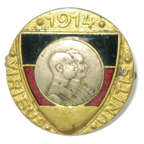 k.u.k. Patriotisches Abzeichen, VIRIBUS UNITIS 1914