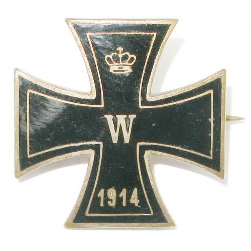 k. u. k. Patriotisches Abzeichen, Eisernes Kreuz 1914