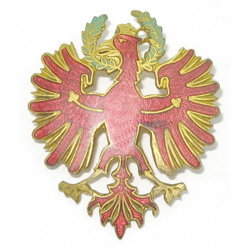 k. u. k. Patriotisches Abzeichen, Tiroler Adler