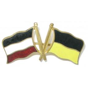 k. u. k. Patriotisches Abzeichen, Flaggen der Verbündeten