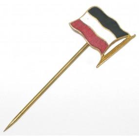 1. Weltkrieg Patriotisches Abzeichen, Deutsche Flagge