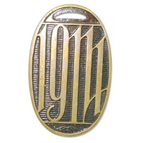 Bronzene Medaille des Ungarischen Kriegsfürsorgeamtes für freiwillige Spender 1914