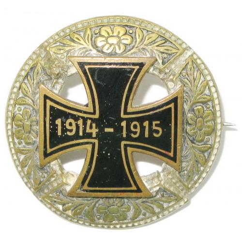 Patriotisches Abzeichen, Eisernes Kreuz 1914-1915