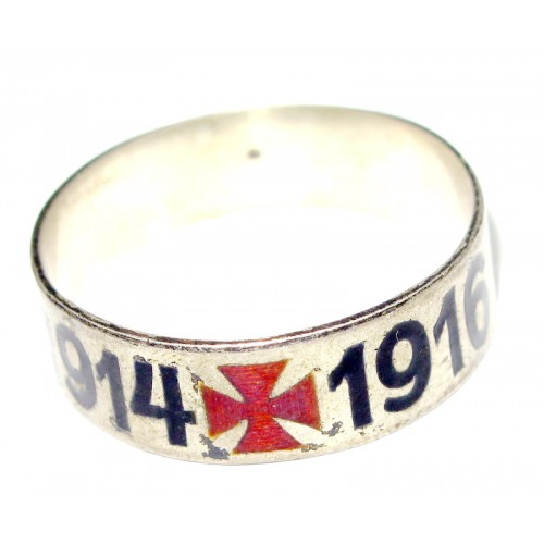 k. u. k. Patriotischer Rot Kreuz Ring 1914 - 1916