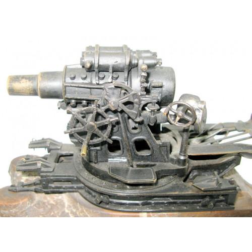 Modell des österreichischen 30,5 cm-Mörsers, System Skoda