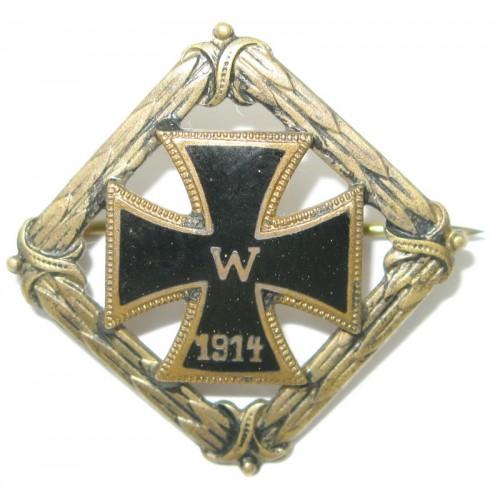 Patriotisches Abzeichen, Eisernes Kreuz 1914