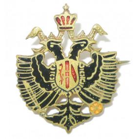k. u. k. Patriotisches Doppeladler Abzeichen