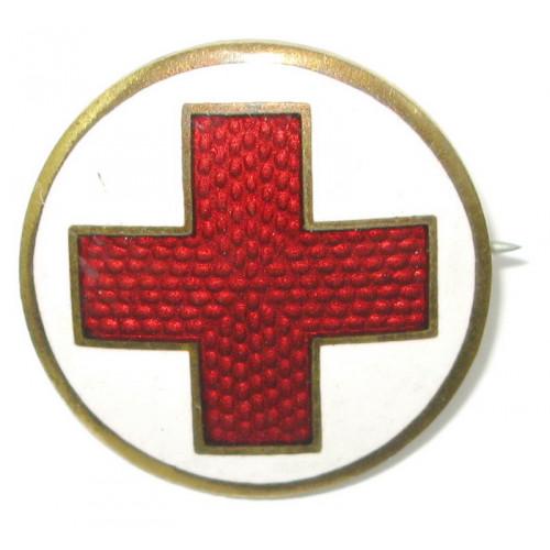 k. u. k. Monarchie Rot Kreuz Brosche