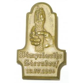 Heimatschutz Niederösterreich, Wimpelweihe Sierndorf 13. IV. 1930