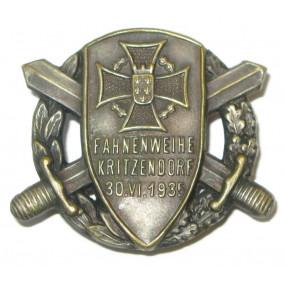 Heimatschutz Niederösterreich, Fahnenweihe Kritzendorf 30. VI. 1935