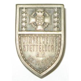 Heimatschutz Niederösterreich, WIMPELWEIHE STETTELDORF A. W. 22. V. 1930