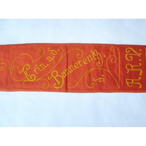 Arbeiter Rad Verein Edelkastanie Buchbach Liesling 1925